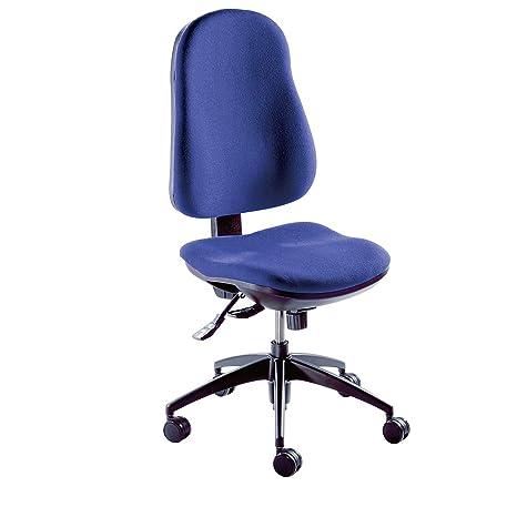 Office Akktiv Sedia Girevole Ergonomica Altezza Schienale