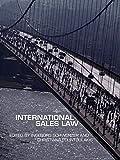 International Sales Law, , 0415419638