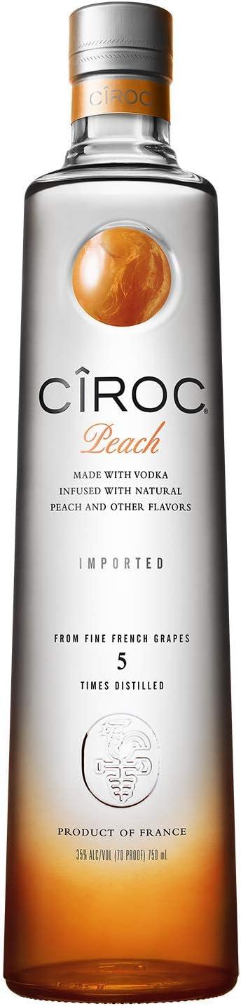 Ciroc Peach Vodka - 700 ml