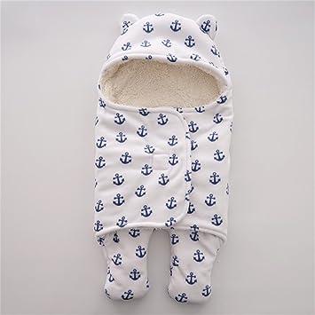 Amazon.com: NEWNESS mundo recién nacido manta saco de dormir ...