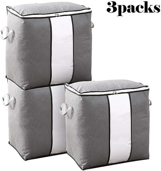 Storage Bag Clothes Storage Bins Beddings Blanket Bag Closet Organizer Storage