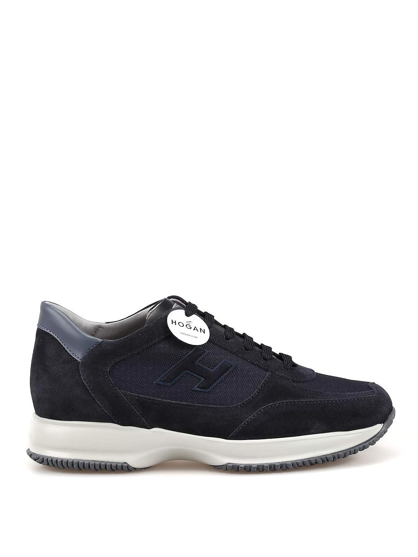 best sneakers dbe39 e3eb6 Hogan Interactive in camoscio camoscio camoscio e Tessuto ...