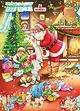 Windel – Adventskalender Kindermotiv 'Weihnachtsmann' – 75g - 2