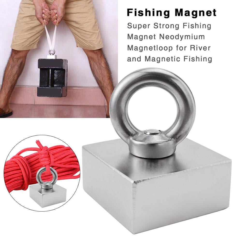 Neodym Suchmagnet Bergemagnet Ø30mm 35 kg SUPER Haftkraft Starkmagnet Magnet