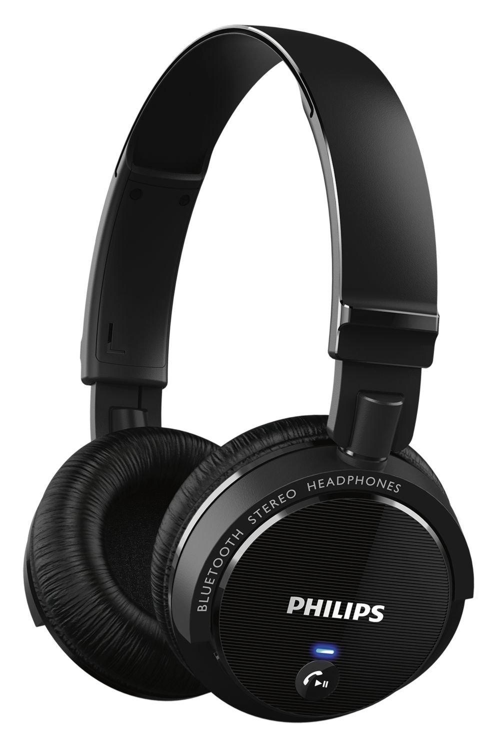 Philips SHB5500 Bluetooth Headphones