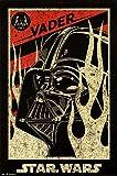 Star Wars - Vader Propaganda Art Print