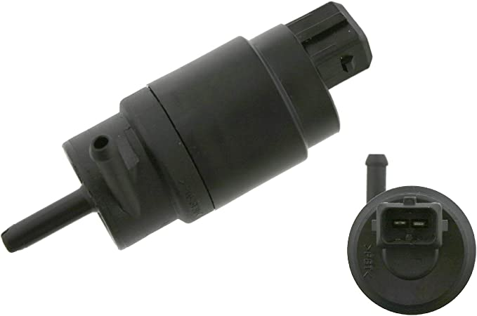 Febi Bilstein 24068 Waschwasserpumpe Für Scheibenreinigungsanlage 1 Stück Auto