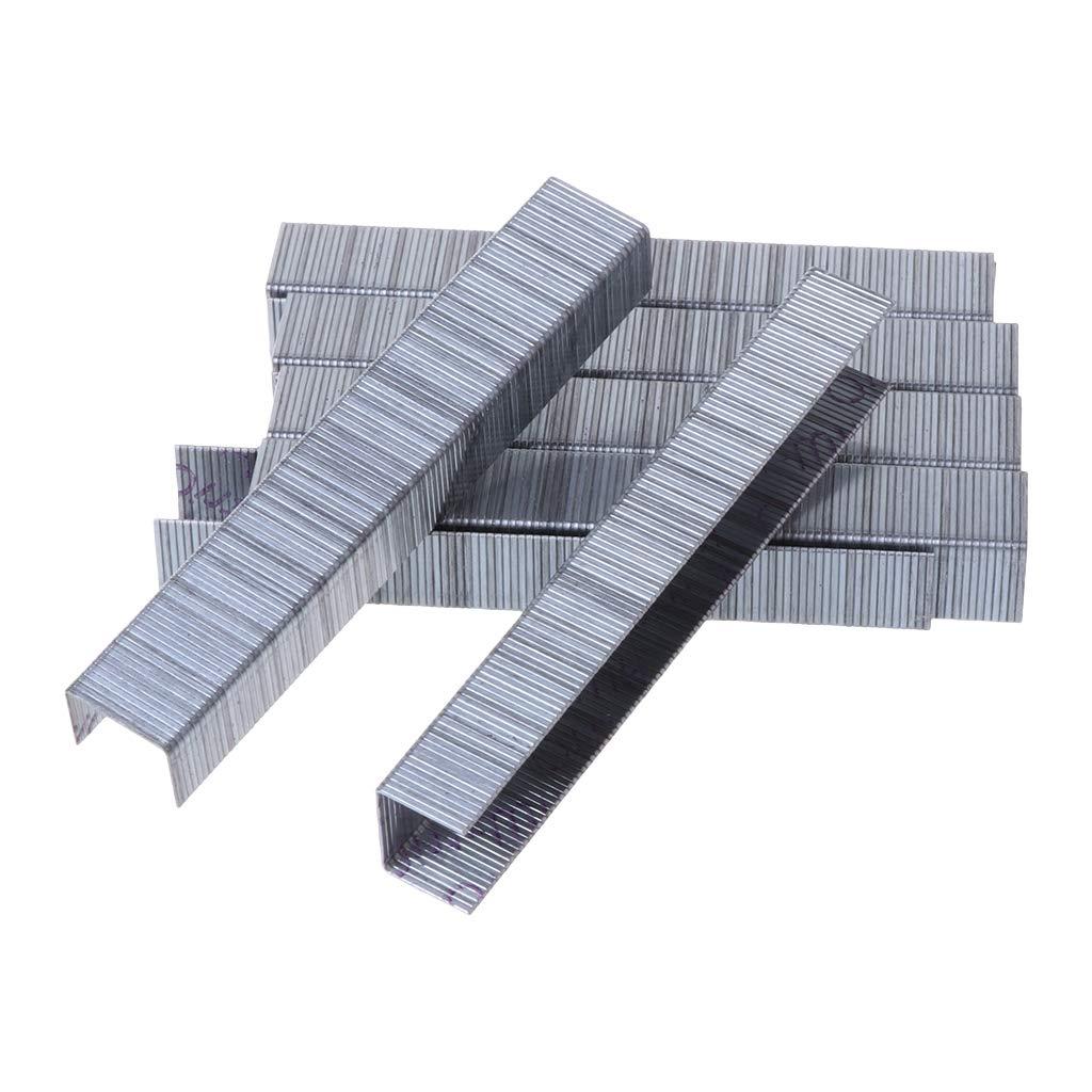 Yangfr Premium scalpello punto staples-1000pcs//Box Heavy Duty 23//10/metallo Punti per cucitrice forniture ufficio scuola cancelleria