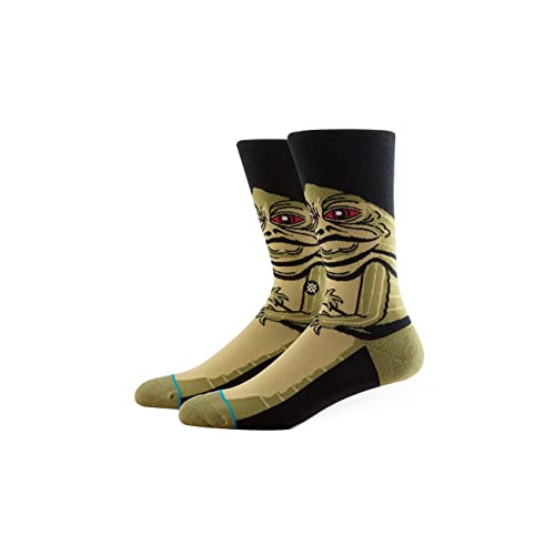 StanceStance Jabba Star Wars - Calcetines Verdes, Star Wars, Jabba Hombre, Color Verde, Talla 38-42 EU: Amazon.es: Zapatos y complementos