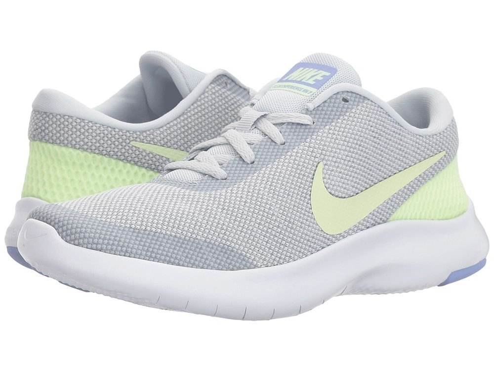 NIKE Women's Flex Experience 7 Running US|Pure Shoe B071NSSMN3 7 B(M) US|Pure Running Platinum/Barely Volt-wolf Grey ee5c64