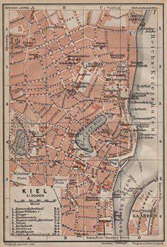 Plz Kiel Schleswig Holstein Postleitzahlen 24103 24159 Kiel