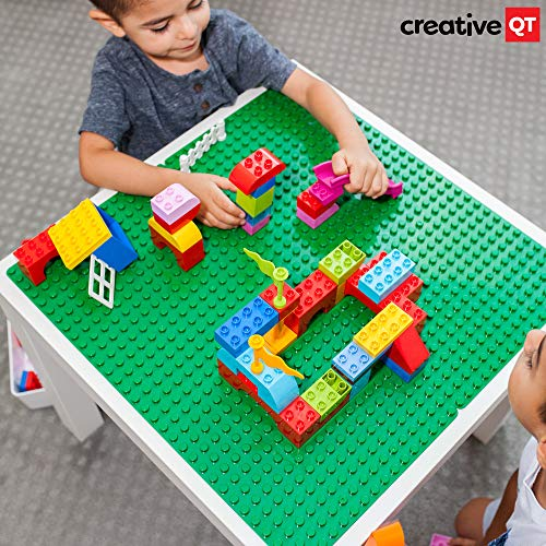 toys, games, building toys,  building sets 3 on sale Creative QT Peel-and-Stick, Self Adhesive Baseplates deals
