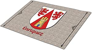 BaLaBala Family Arms Heritage Entrance Rugs