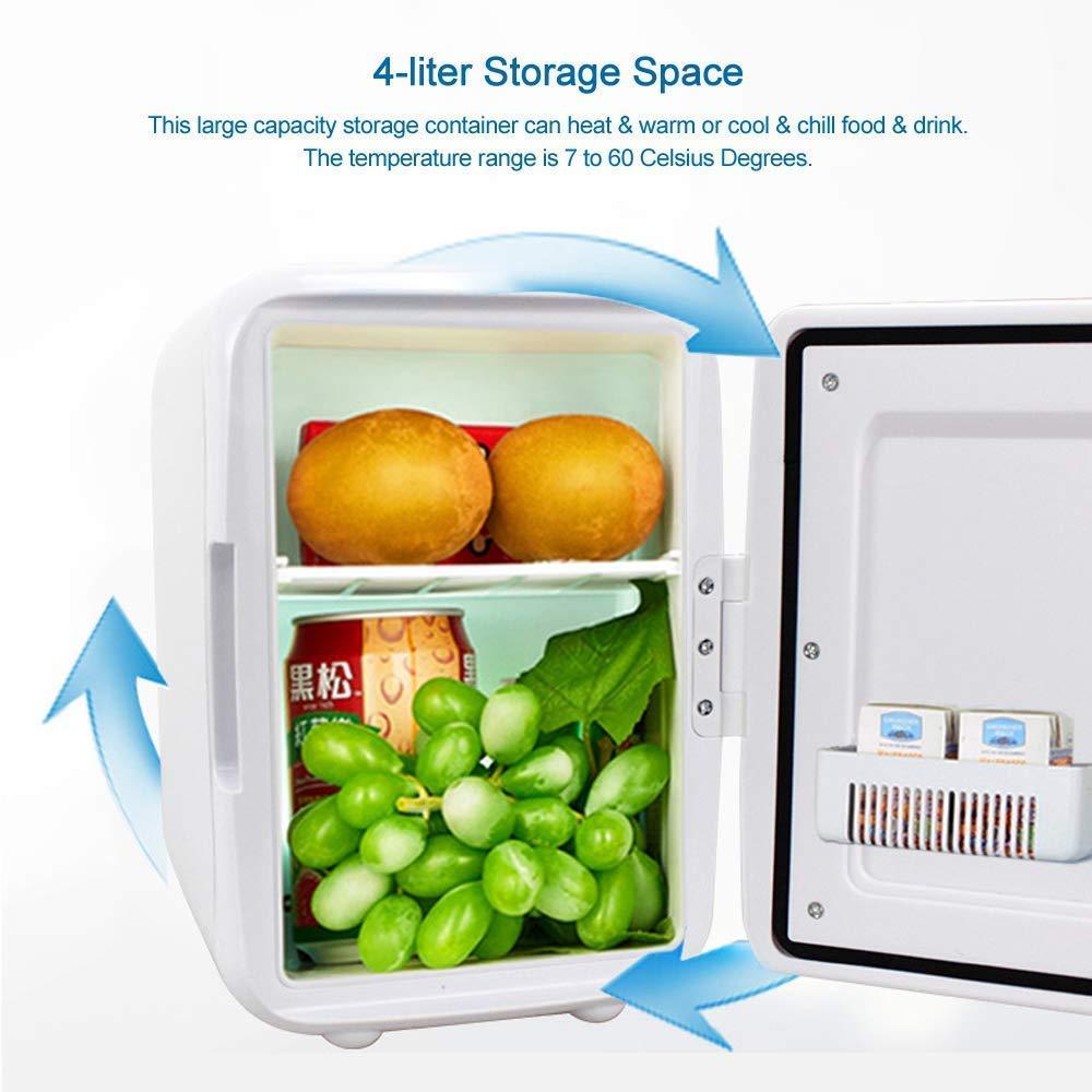 Ffggfgd Refrigerador del Coche compresor portátil función de ...