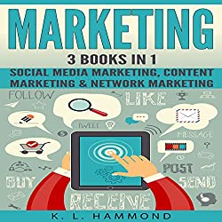 Social Media Marketing: 3 Books in 1