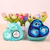 Hilai 1 Paquete de Flora Jabón de baño