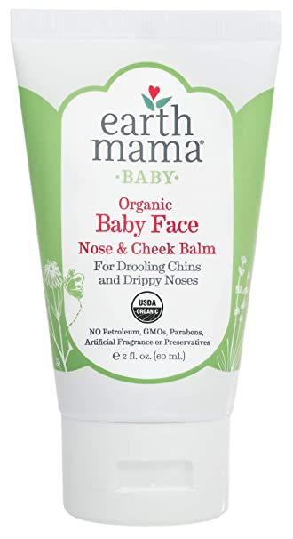 Image result for earth mama baby face balm