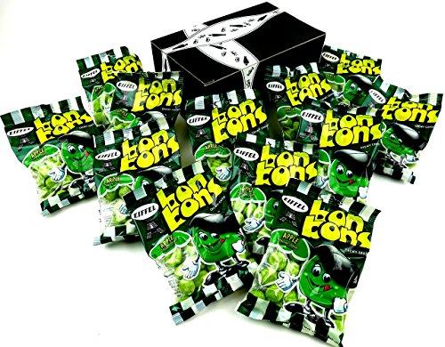 Eiffel Apple Bon Bons, 4 oz Bags in a Gift Box (Pack of 12) - Bon Bons Apple