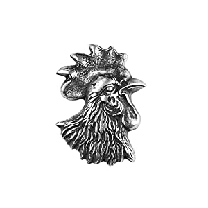 Rooster Strong Handmade Fridge Magnet