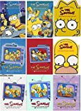 DVD : The Simpsons - Complete Seasons 1-9 Bundle