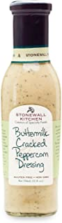 product image for Stonewall Kitchen Buttermilk Cracked Peppercorn Dressing, 11oz