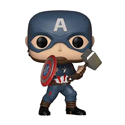 POP Funko Marvel Collector Corps #481 Avengers Endgame Captain America: Sports & Outdoors