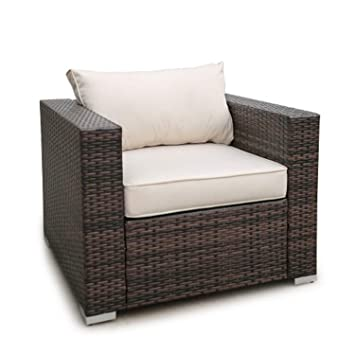 Amazon.com: OAKVILLE FURNITURE Sofá individual silla ...