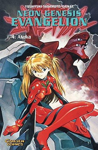 Neon Genesis Evangelion, Band 4: Asuka Taschenbuch – 15. Februar 2001 Gainax Yoshiyuki Sadamoto Carlsen 3551741344