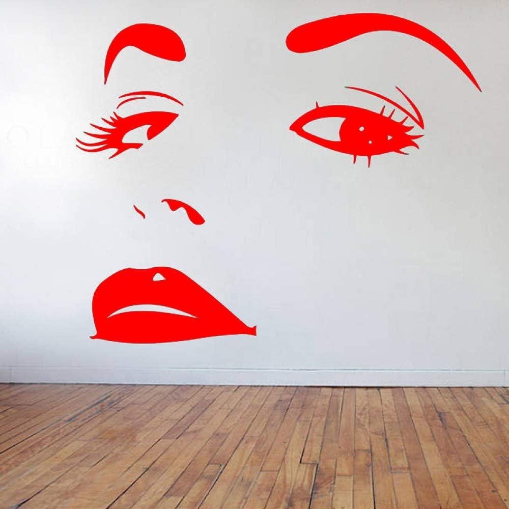 yiyiyaya Orgullosa Pretty Girl Wallpaper Art Decoration Extraíble ...