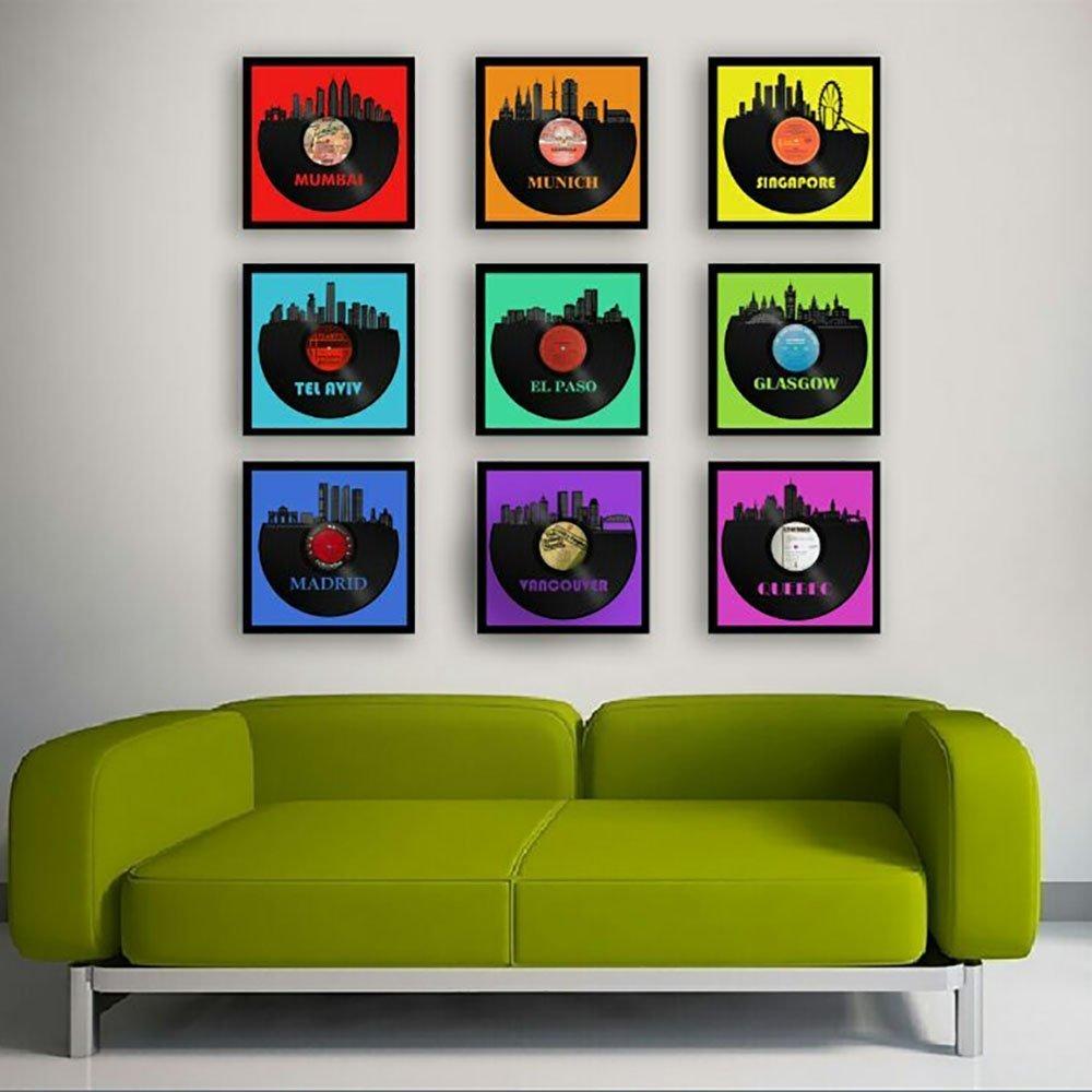 Amazon.com: VinylShopUS - San Francisco California Vinyl ...
