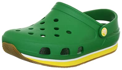 6a59e552ee6e3 Crocs Crocs Retro Clog Unisex Slip on M9W11: Buy Online at Low ...