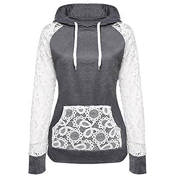 Mode Frauen Frühling Herbst Casual Langarm Floral Print Top Mantel Outwear Sweatshirt Jacke Mantel