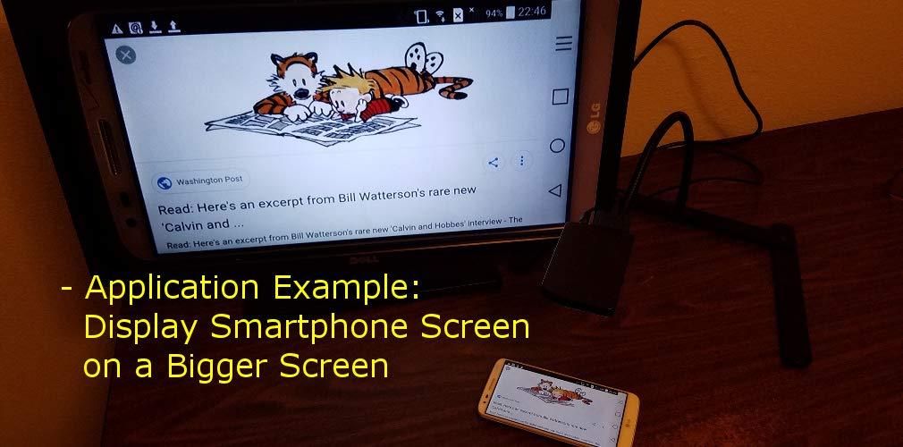 Multipurpose VGA Camera for Document Camera Quaray PrezenCam Digital Microscope and Displaying Phone on Projector