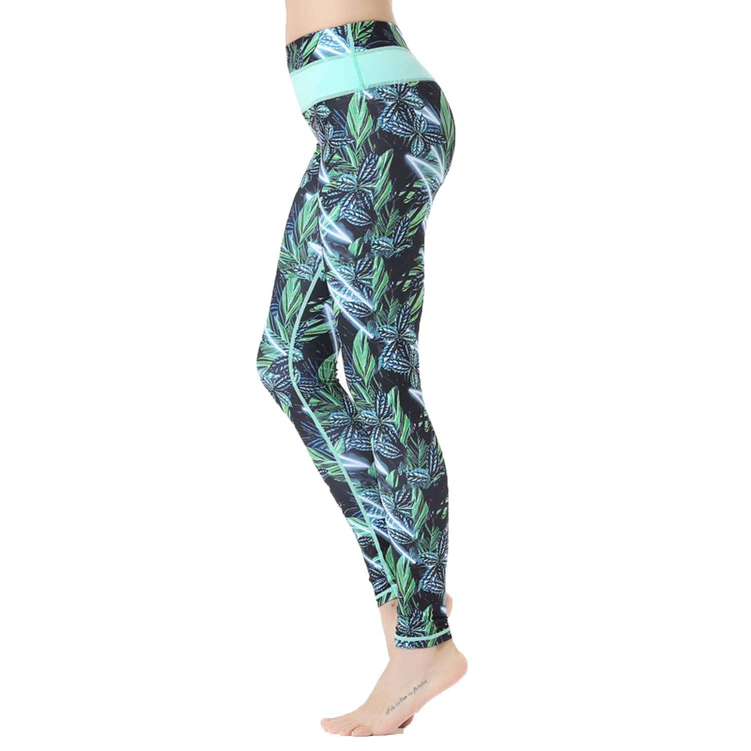 Amazon.com: INDerua 2019 New Women Breathable Yoga Fitness ...