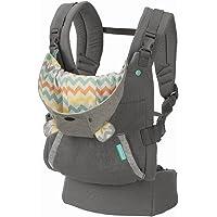 Infantino Cuddle Up Ergonomic Hoodie Baby Carrier (Grey)