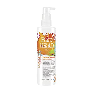Tigi Bed Head Colour Combat Dumb Blonde Leave-in Conditioner, 8.45 Ounce