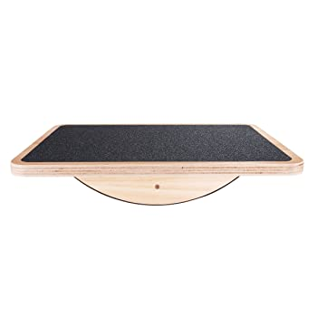 StrongTek Wooden Balance Board for Surfing