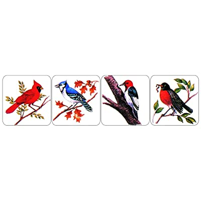 "Eureka Bird Stickers Teacher Supplies for School Children, 1""W x 1""H, 120pc: Office Products"