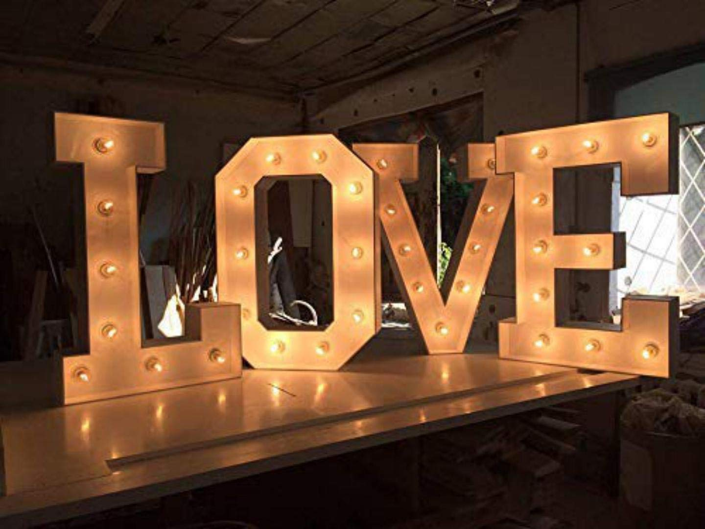 Custom Large Marquee Sing Baby Light Up Sign Love Large Marquee Numbers Light Up Sign Love Marquee Letter Lights Wood Letter Lights Amazon Ca Handmade