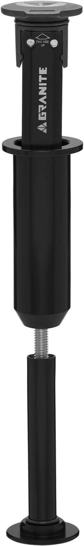 """Granite Stash Multi-Tool Kit - Compact Bike Tools Stored Inside Steerer Tube, 1 1/8"""" Straight Steerer Model (Black)"""