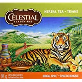 Celestial Seasonings Bengal Spice Herbal Tea 40 Count
