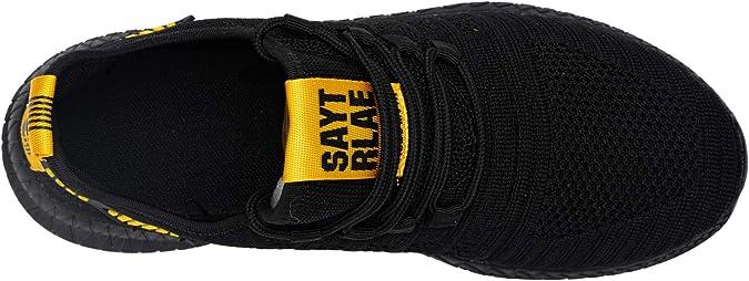 Precioul Herren Damen Laufschuhe Sneaker Stra/ßenlaufschuhe Sportschuhe Turnschuhe Outdoor Leichtgewichts Freizeit Atmungsaktive Fitness Schuhe Slip On Breathable