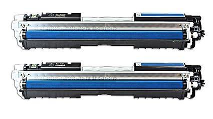 2 x SET de ahorro de tóner (doble Pack) compatible con HP LaserJet ...