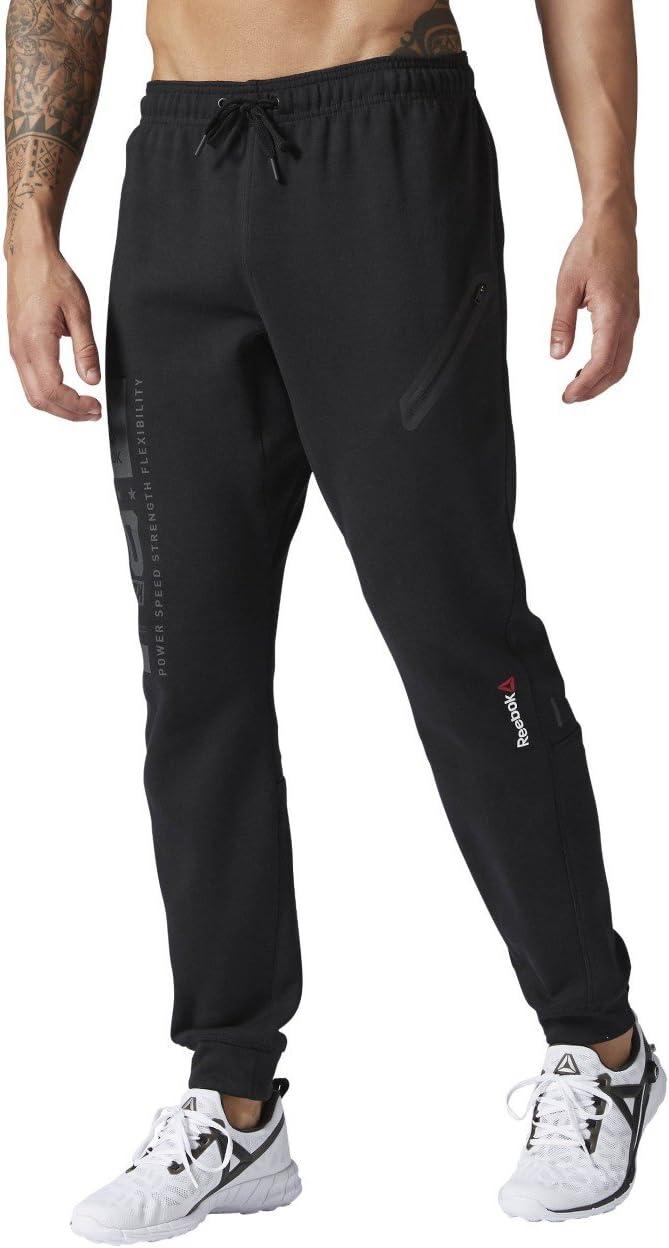 Reebok One Series Quick Cotton Pantalón de chándal para Hombre ...