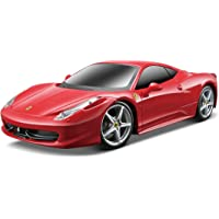 Maisto R/C 1:24 Scale Ferrari 458 Italia Radio Control Vehicle
