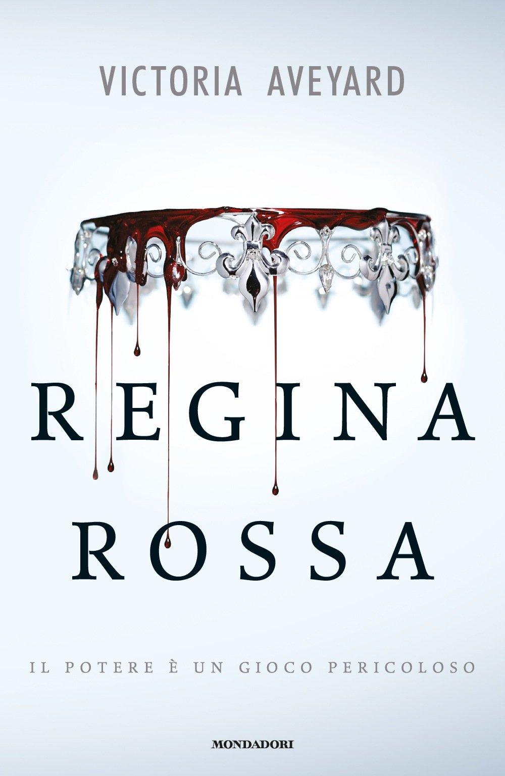 Risultati immagini per regina rossa libro