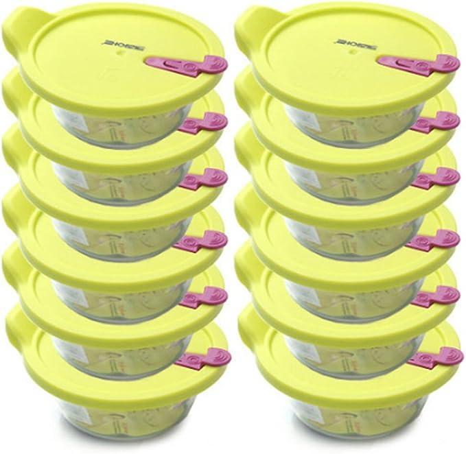 Amazon.com: Arroz almacenamiento de alimentos recipiente ...