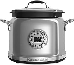 KitchenAid KMC4241SS Multi-Cooker - Stainless Steel (Renewed)