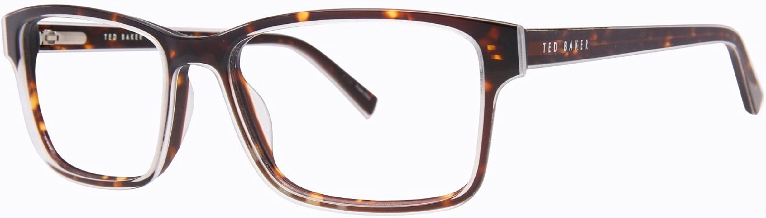 8b8afab480 Ted Baker B886 Mens Eyeglass Frames - Crystal Tortoise. Back. Double-tap to  zoom