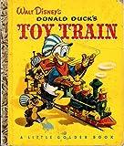 Walt Disneys Donald Ducks Toy Train